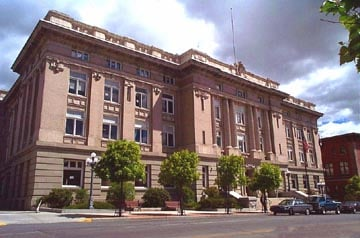 The Supreme Court's Access to Justice Commission is holding public forums across the state. (MTN News file photo)