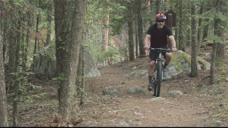 Bitterroot mountain bikers ride backcountry trails while they can