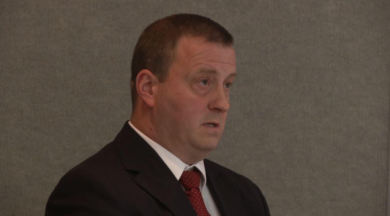 Former Missoula County Undersheriff Josh Clark (MTN News photo)