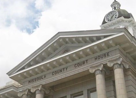 The Missoula County Courthouse (MTN News file photo)