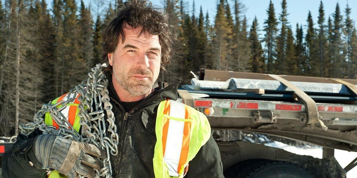 "Darrell Ward rose to fame on the TV show ""Ice Road Truckers."" (courtesy photo)"
