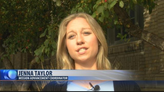 Mission Advancement Coordinator Jenna Taylor says there's a need for foster families right now.