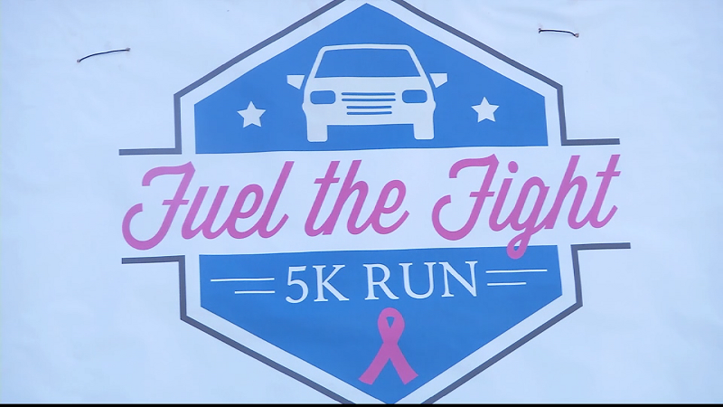 Knoxville walk to raise money for breast cancer research, patients
