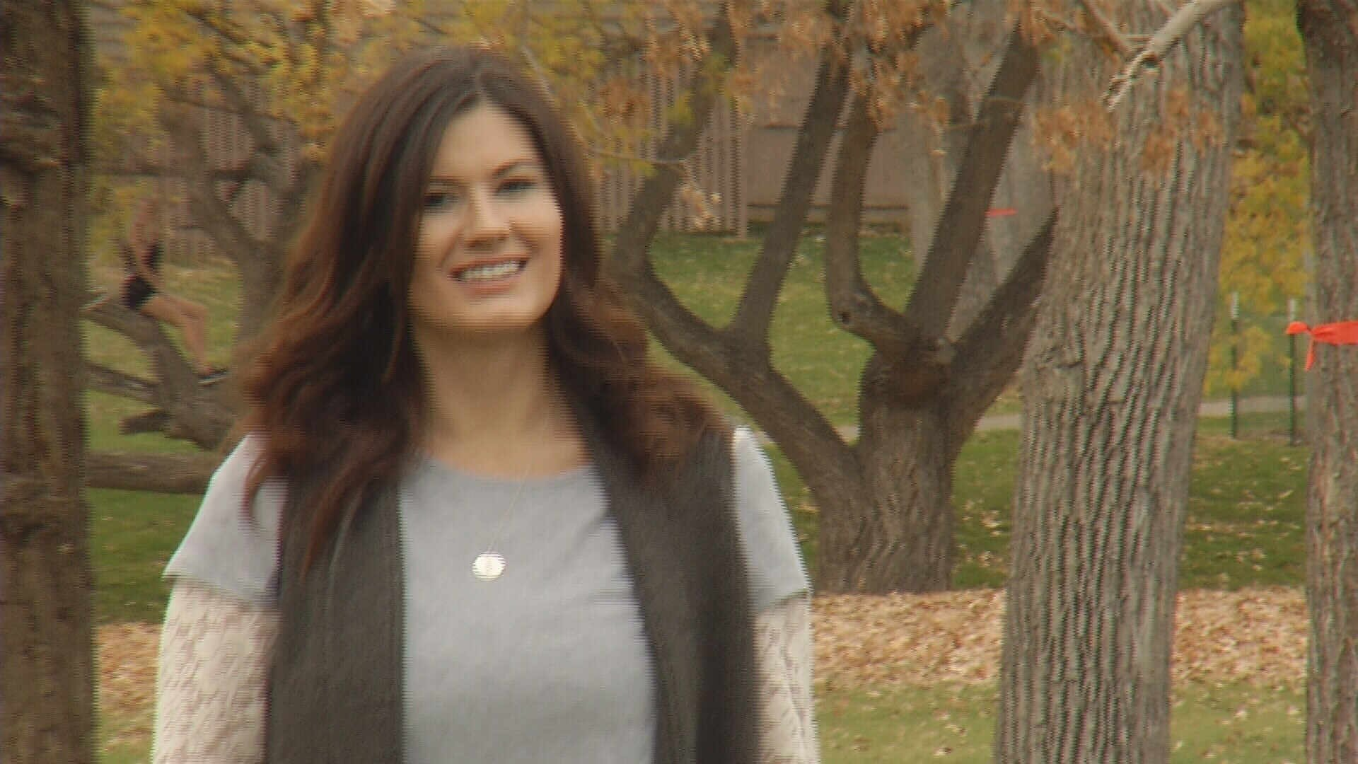 Tara Walker Lyons, 28, is a survivor of sexual abuse. (MTN News)