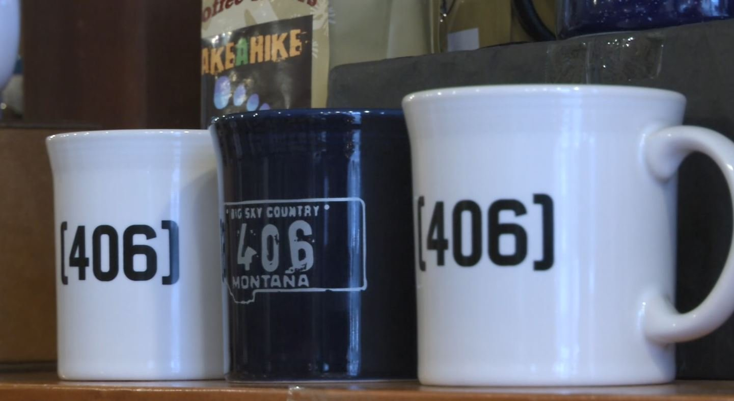 A Missoula woman found a way to own and trademark the 406. (MTN News photo)