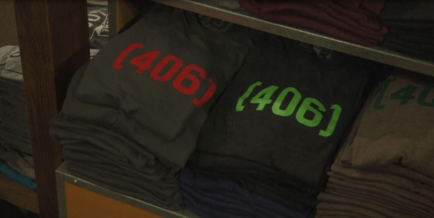Smith is currently in the process of branching out and getting 406 trademarked on more items. (MTN News photo)