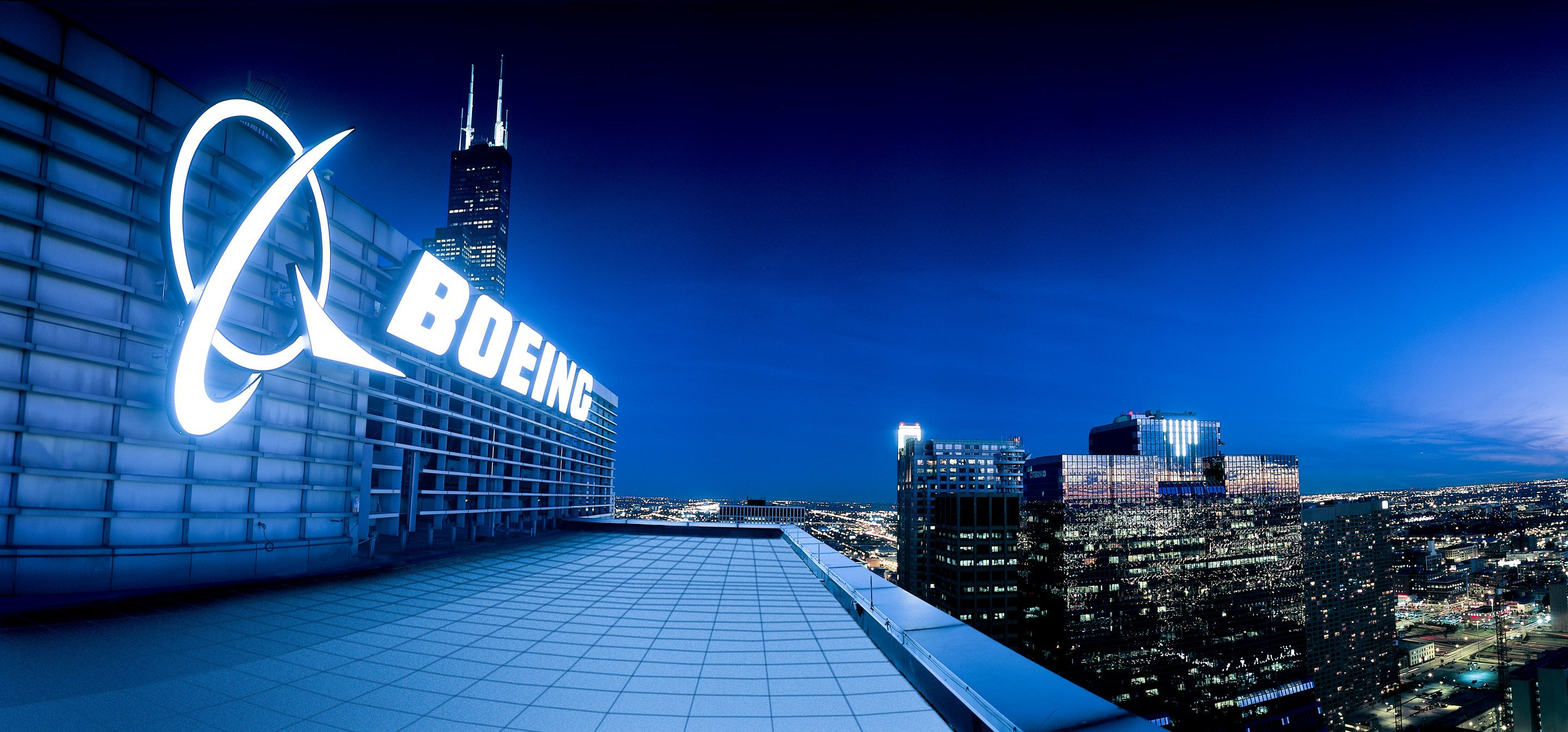Boeing headquarters in Chicago (Credit: Beoing)