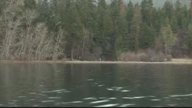 Researchers are working to keep Flathead Lake safe from invasive species. (MTN News photo)