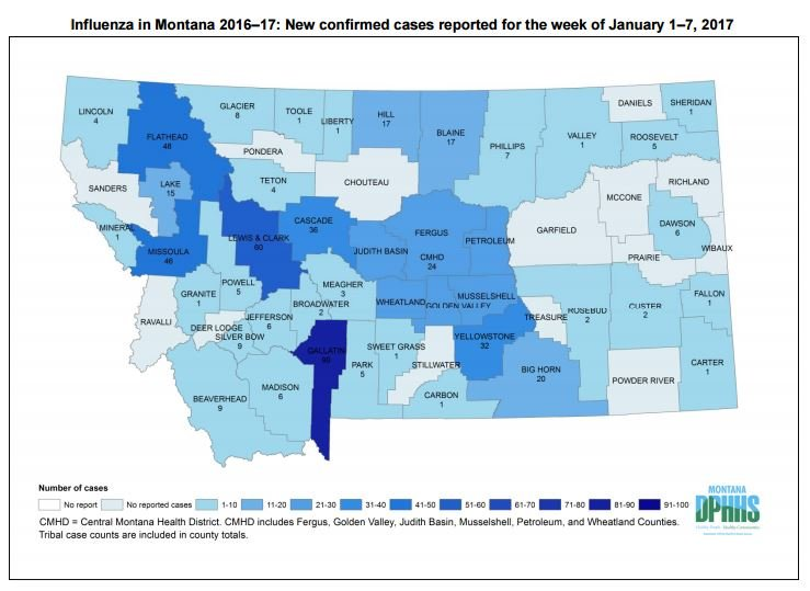 Flu Cases in Iowa Increase, Still Time to Get Vaccine