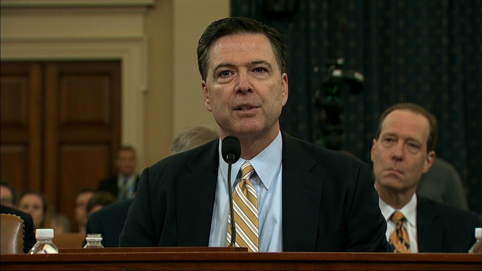 FBI Director James Comey (CNN photo)