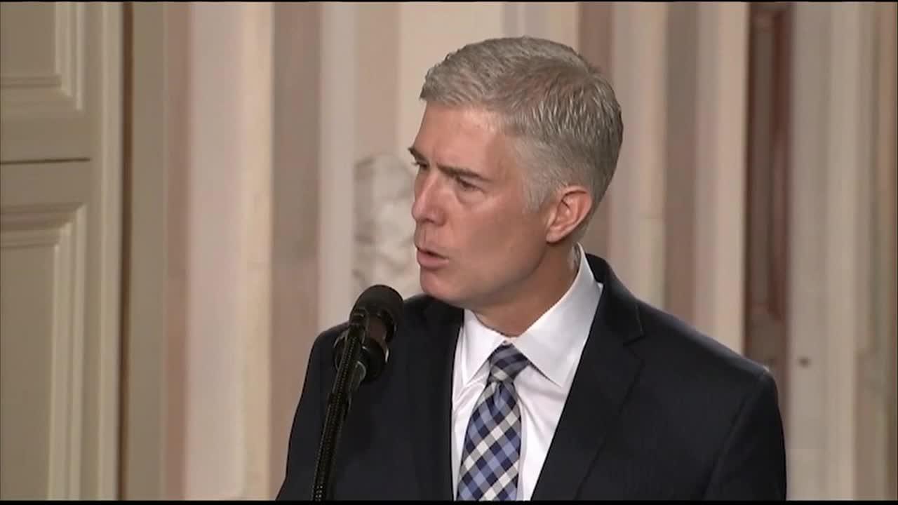 U.S. Supreme Court Nominee Neil Gorsuch