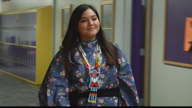 Marita Growing Thunder will walk across the Flathead Indian Reservation to bring awareness to an important cause. (MTN News photo)