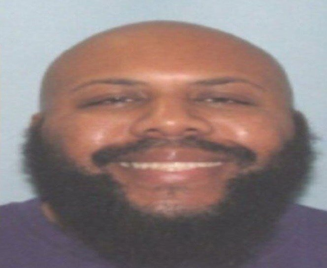 Steve Stephens, 37, is suspected of killing 74-year-old Robert Godwin on Sunday in a residential area east of Cleveland, police said. (credit:: Celevland Police)