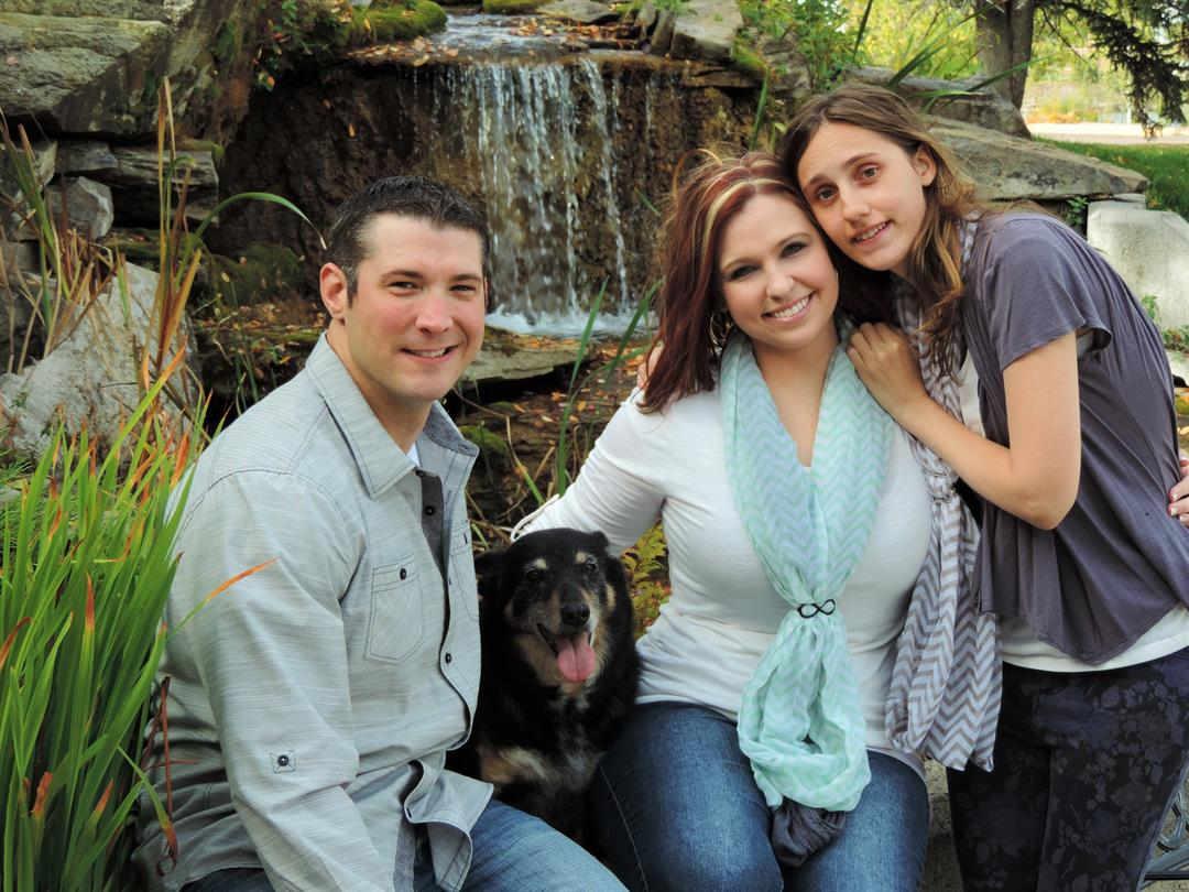 The McGovern family (courtesy photo)
