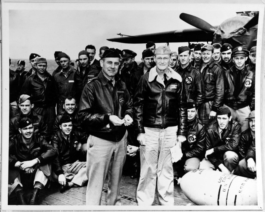 April 18 marks the 75th anniversary of the Doolittle Raid, a surprise aerial attack on Tokyo (credit: National Archives)