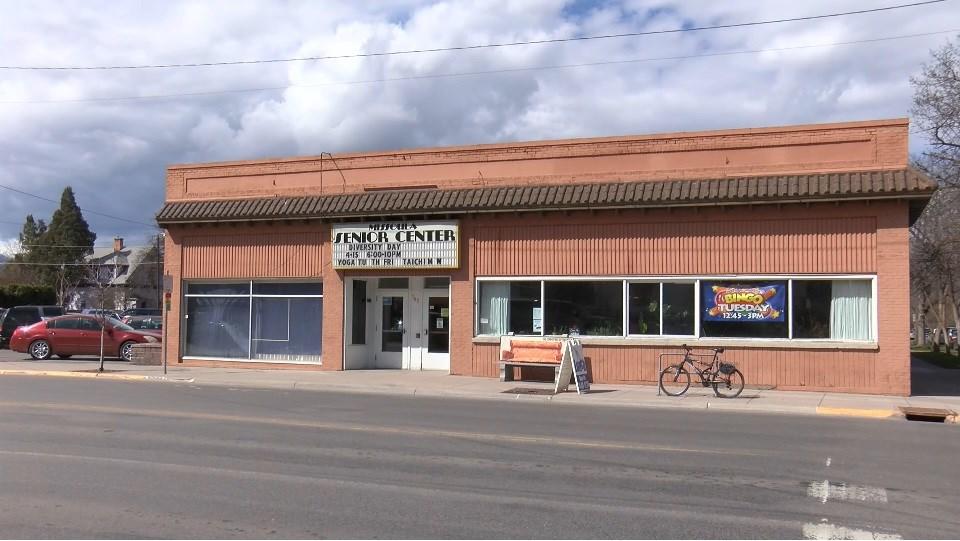 The Missoula Senior Center on Higgins Avenue in Missoula. (MTN News photo)