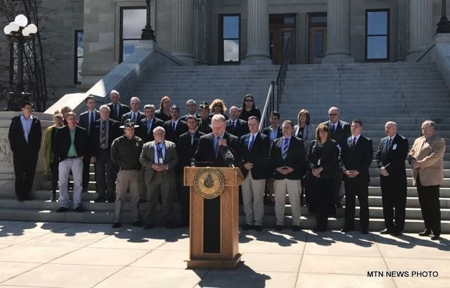 Montana Attorney General Tim Fox announced a new initiative aimed at cutting down on substance abuse in the state.