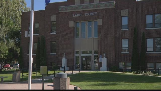 The Lake County Courthouse in Polson. (MTN News photo)
