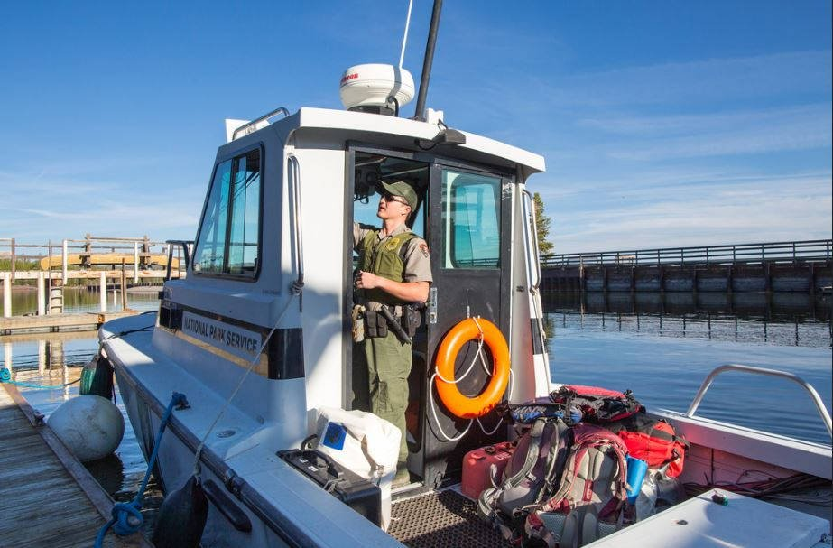 With the threat of aquatic invasive species and efforts to restore native fish species, Yellowstone National Park is hosting public meetings over the next few days. (Photo credit: NPS/Neal Herbert)