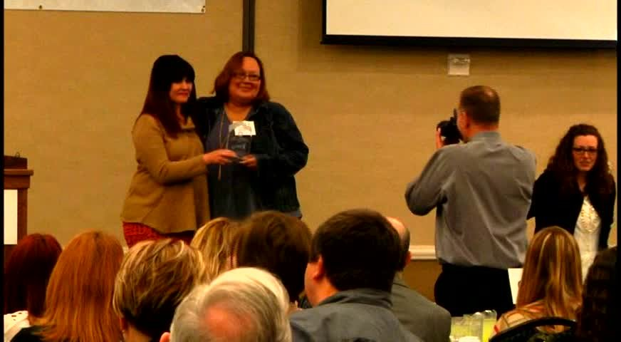 Dozens of Montanans were recognized Tuesday for their efforts to support children and families. (MTN News photo)