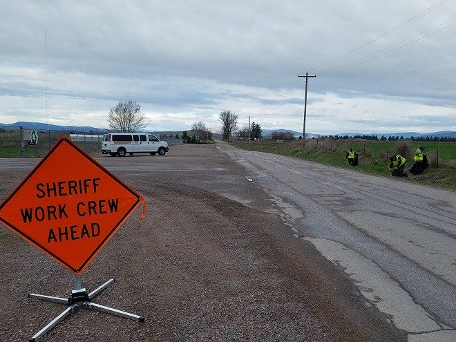 The program aims to help ease overcrowding at the Lake County detention Facility. (photo credit: Lake Co. Sheriff Don Bell)