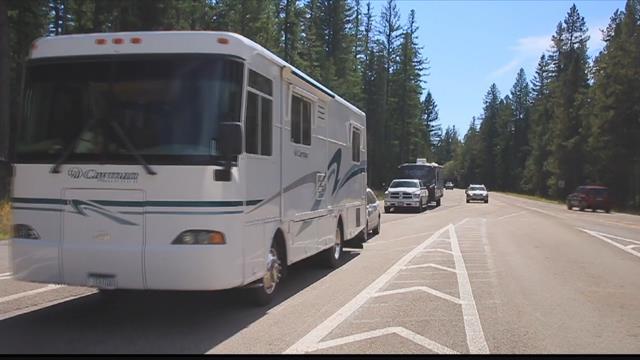 A new economic report reveals that 12 million non-resident travelers spent $3.5 billion in Montana last year.. (MTN News photo)