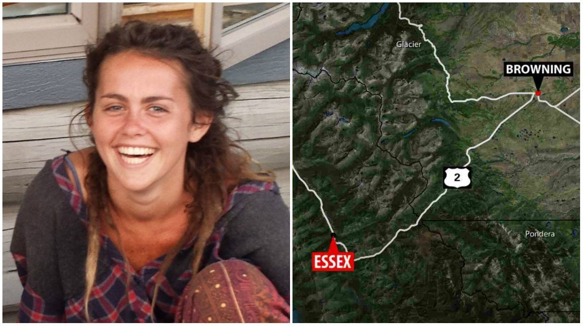 Arizona woman missing for almost  a week in Montana found alive