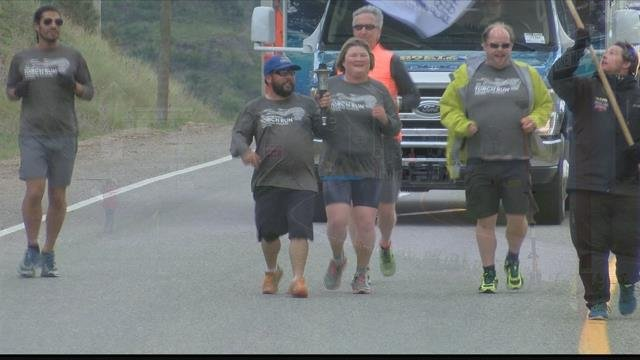 Beatrice PD Special Olympics Torch Run, Today