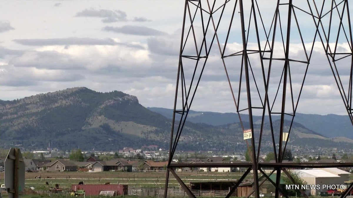 Between Great Falls and Butte run more than 2,000 transmission towers. (MTN News photo)