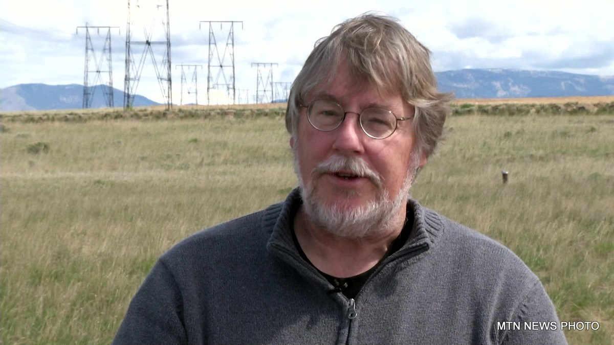 Montana Department of Transportation Historian Jon Axline