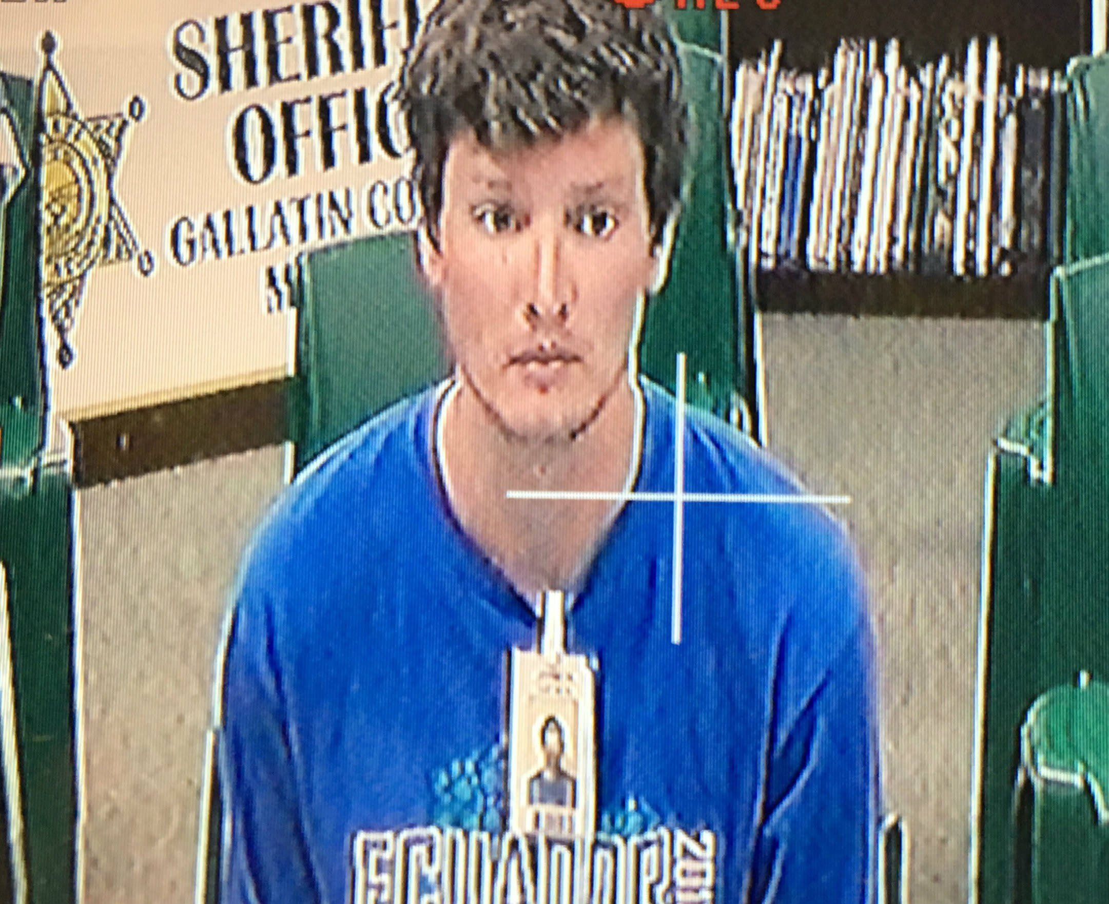 Lucas Keith Johnson, 23, is charged with negligent vehicular homicide. (MTN News photo)