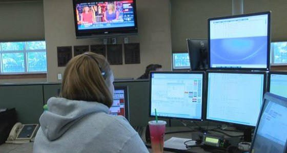 A Gallatin County 911 dispatcher recalls getting the call that a deputy had been killed in the line of duty. (MTN News photo)