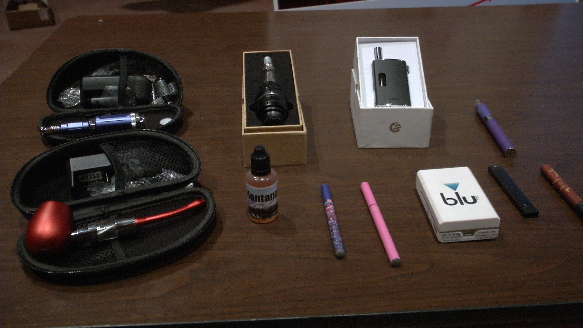 State and county health leaders say more teenagers in Montana are using e-cigarettes. (MTN News photo)