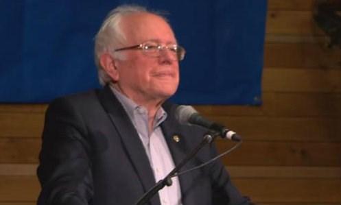 Senator Bernie Sanders (I-VT) wrapped up his Montana tour in Bozeman on 5.21.17.  (MTN News photo)