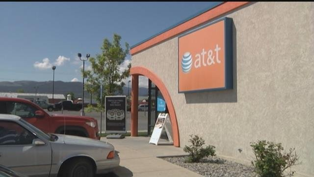 AT&T has spent $150 million in Montana in the last few years to improve coverage. (MTN news photo)