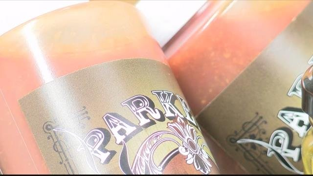 Parker's Hangover Tonic is a Bloody Mary mix created by Amy Eisenzimer. (MTN News photo)