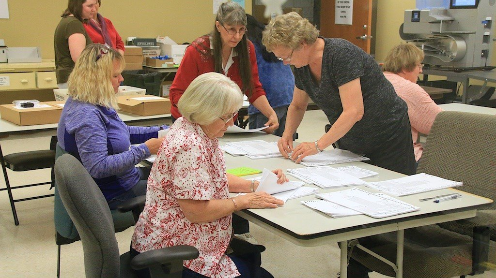 Hamilton voters approved both a $9.7 millionbond for school improvements, and a $400,000 operational levy. (Dennis Bragg photo)