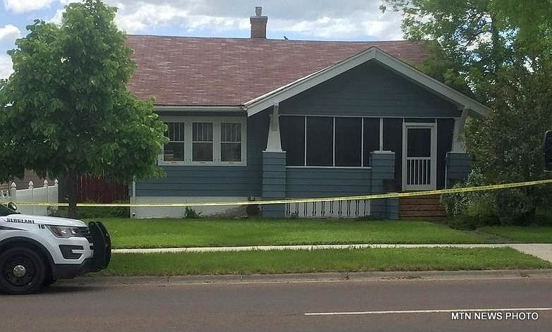 Just after 12 p.m. on Saturday, Great Falls Police officers were dispatched to a home at 1820 2nd Avenue North. (MTN News photo)
