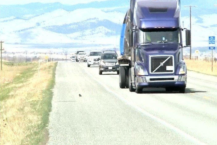 The MDT is asking for input from the public on a plan for the future of transportation in Montana. (MTN News photo)
