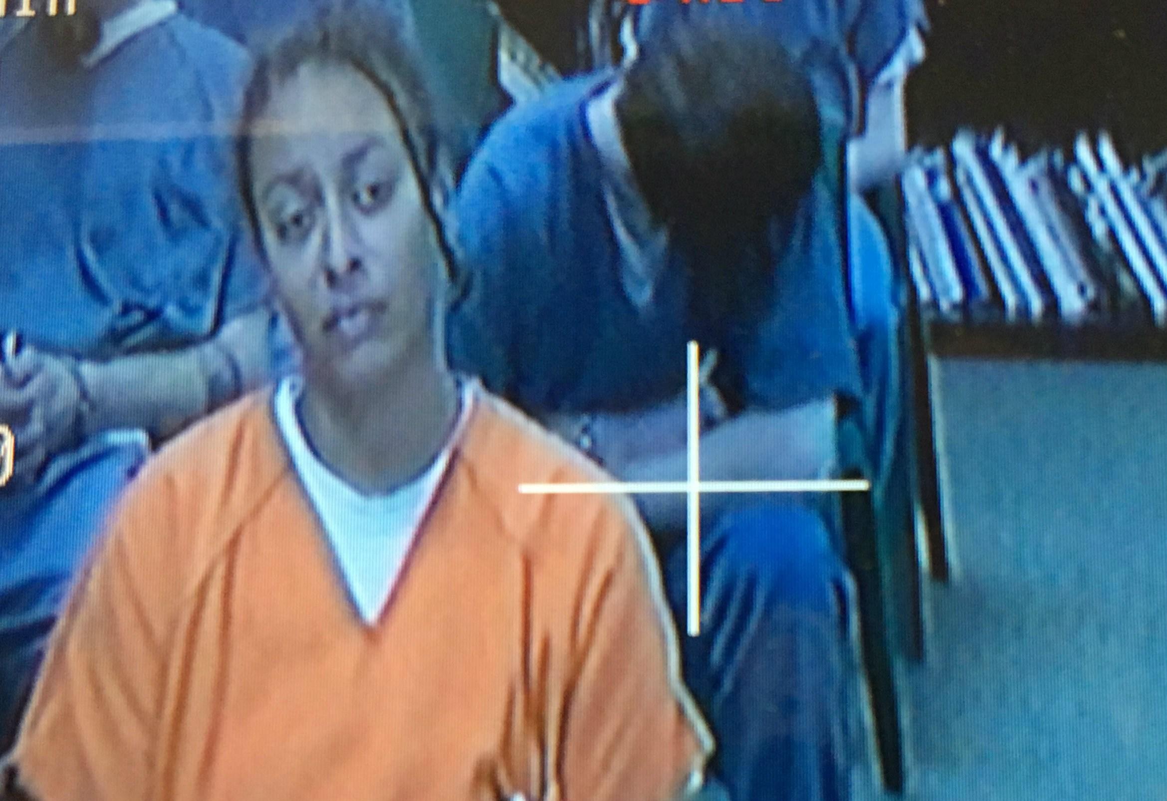 Samantha Adona Meyer, 30, of Salem Ore. was seen in Gallatin County Justice Court