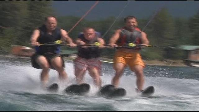 The DREAM Summer Water Sports Program will take place from July 11 until July 14 on Echo Lake in Bigfork.  (MTN News file photo)
