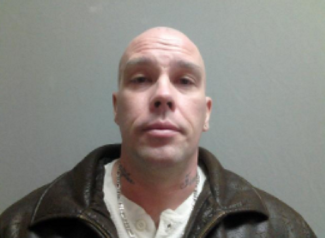 Steve French is charged with attempted murder (MT Dept. of Corrections photo)