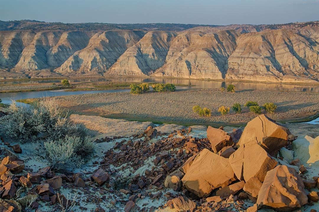 Upper Missouri River Breaks National Monument (photo credit: Bureau of Land Management)