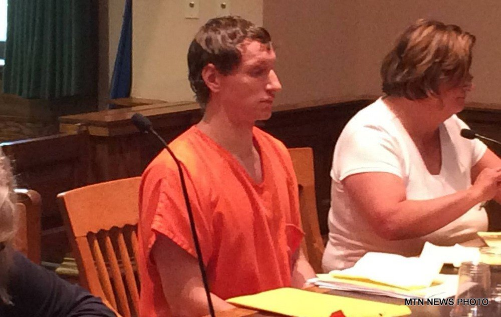 Andrew Hohn has been sentenced to prison after pleading no contest to charges that he raped a 7-year old girl in Helena last year.