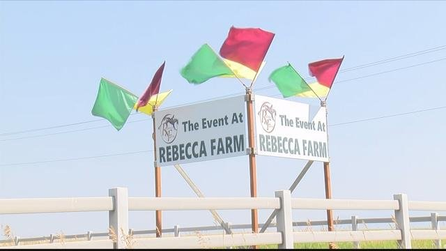 The Event at Rebecca Farms is marking its 16th year. (MTN News photo)