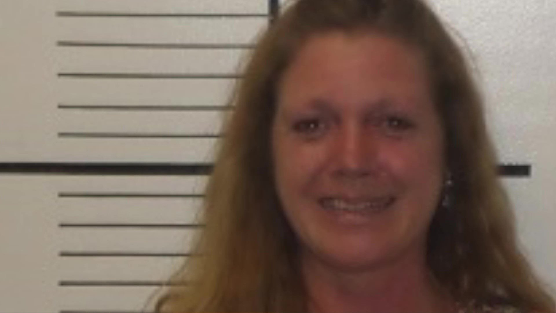 Kellie Olson is in custody in connection with a Saturday arson fire to a residence on East Front Street in Anaconda.