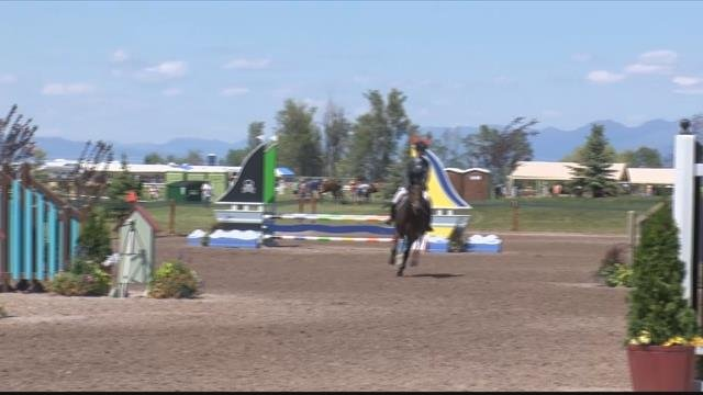 The Event at Rebecca Farm in Kalispell. (MTN News photo)