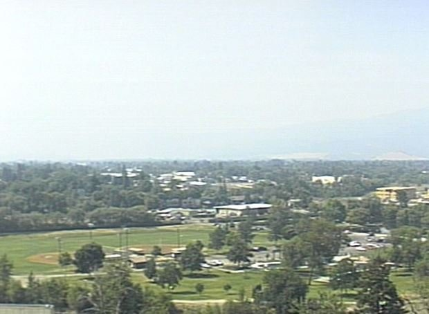 The view from the KPAX - St. Patrick Hospital Eyecam as of mid-day on Wednesday.