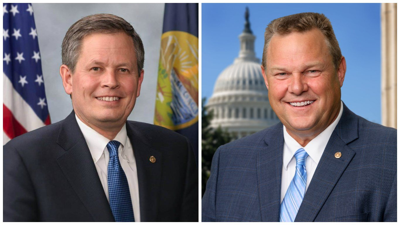 Daines, Tester.