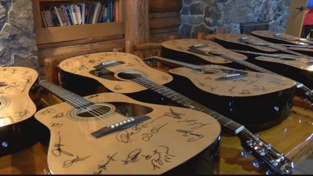 The 8th annual Crown of the Continent Guitar Workshop and Festival runs from Aug. 29 until Sept. 2.